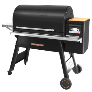 Traeger TIMBERLINE 1300 pelletgrill 4