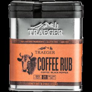 Traeger COFFEE RUB 233g 11