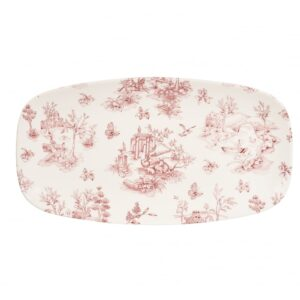 Churchill Cranberry Toile piklik vaagen, 29,8x15,3cm 15