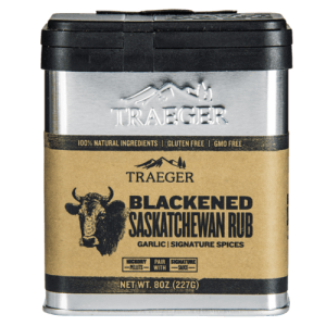 Traeger BLACKENED SASKATCHEWAN RUB 9