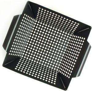 Charcoal Companion kandiline grill-wokpann non-stick 28,5x28,5cm, must AM8 16