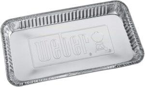 Weber fooliumist rasvavannid, XL 4