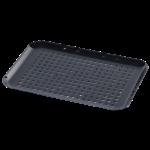 Charcoal Companion kandiline grill-wokpann non-stick 28,5x28,5cm, must AM8 1