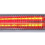 Infrapuna soojuskiirgur Veltron PREMIUM 300KY 3kW, must 1