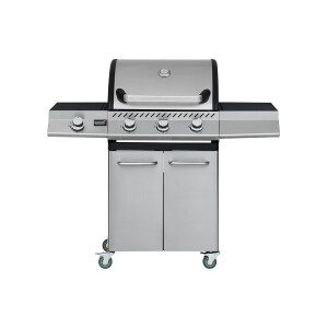 Mustang gaasigrill Knoxville 3+1 roostevaba 13