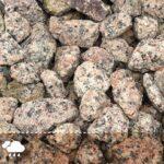 Dekoratiivkillustik Dalmaatsia graniit 8/16 1000kg bigbag 2