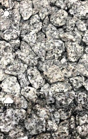 Dekoratiivkillustik Dalmaatsia graniit 16/22 1000kg bigbag 5